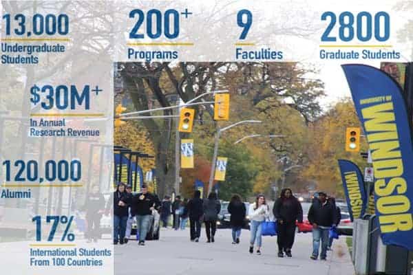 Top những trường đại học nghiên cứu hàng đầu xứ sở lá phong