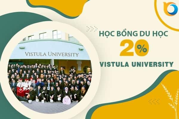 Học bổng du học trường Đại học Vistula