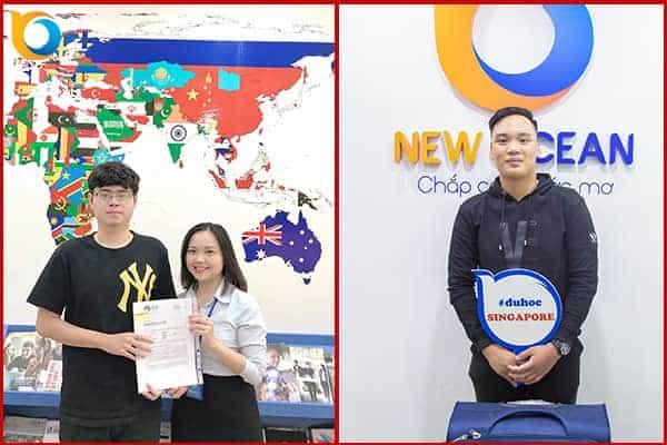 Chúc mừng Phạm Anh Vũ và Nguyễn Văn Hoàng