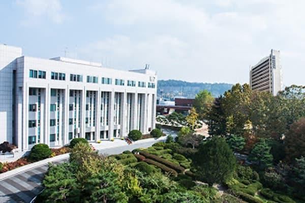 Đại học Woosong là trường Đại học áng ngữ tại cửa ngõ Châu Á