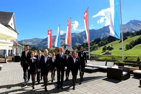 Hotel and Tourism Management Institute (HTMi) thuộc top 5 về đào tạo Quản lý khách sạn tại Thụy Sĩ