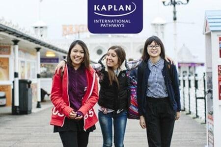 Tổ chức giáo dục Kaplan UK hỗ trợ cho du học sinh năm học 2021