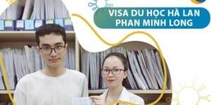 Visa du học Hà Lan Phan Minh Long
