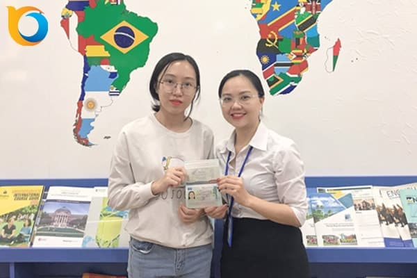 Visa du học Ba Lan Trần Nguyễn Bảo Như