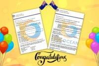 Chúc mừng visa du học Úc đã cập bến New Ocean