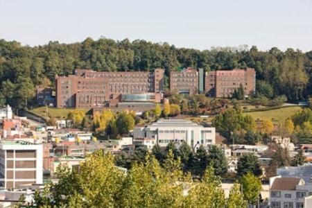 Đại học Woosong, Hàn Quốc