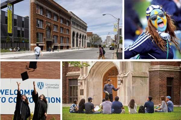 Đại học Windsor, Canada - Tất tận tật thông tin về trường