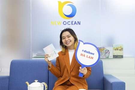 Chúc mừng Visa du học Hà Lan Đặng Như Quỳnh