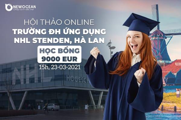 Hội thảo du học Hà Lan 2021