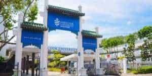 Cập nhật các chương trình đào tạo mới của Đại học James Cook Singapore