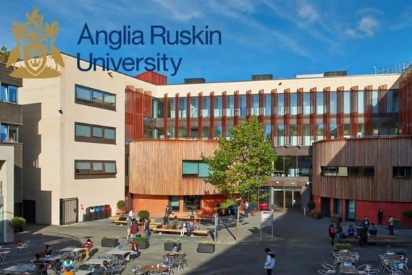 Gặp gỡ trường Đại học Anglia Ruskin, Anh Quốc